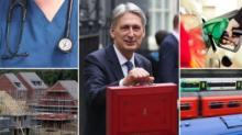 Budget 2017: Hammond to get Britain 'fit for the future'