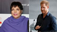 Liza Minnelli denies she's helping Prince Harry settle into LA life