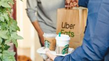 """Starbucks Delivers"" Expands in U.S., Powered by Uber Eats"