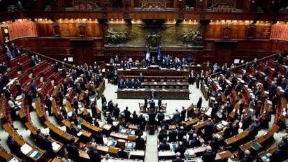 Il Parlamento va in vacanza per due settimane