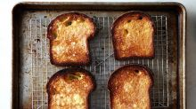 How to Butter Your Toast (Because You've Been Doing It Wrong)