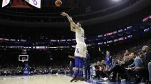 NBA career-high for Simmons in Sixers rout