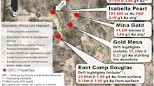 Gold Resource Corporation Acquires County Line Gold Property in Mineral and Nye Counties, Nevada