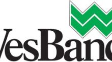 WesBanco Ranked by Forbes as a Top Ten Best Bank in America