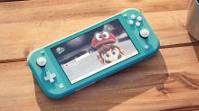 Nintendo reveals cheaper Switch console