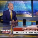 Chris Wallace Shuts Down Stephen Miller's Lie About Racist 'Send Her Back' Chants