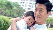 Lai Lok Yi sacrifices bad habits for son