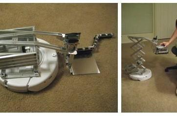 Roomba mod allows it to pick things up, hand them to you