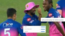 Indians Googled Jofra Archer's Home Country After He Broke into Bihu Dance With Riyan Parag
