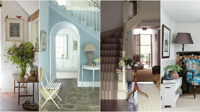 17 inspirational hall décor ideas to create the perfect entrance to your home