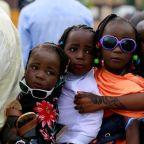 Eid al-Fitr celebrations in Africa - amid coronavirus