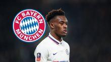 FC Bayern München erneuert wohl Interesse an Callum Hudson-Odoi