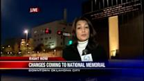 First look at changes to National Memorial