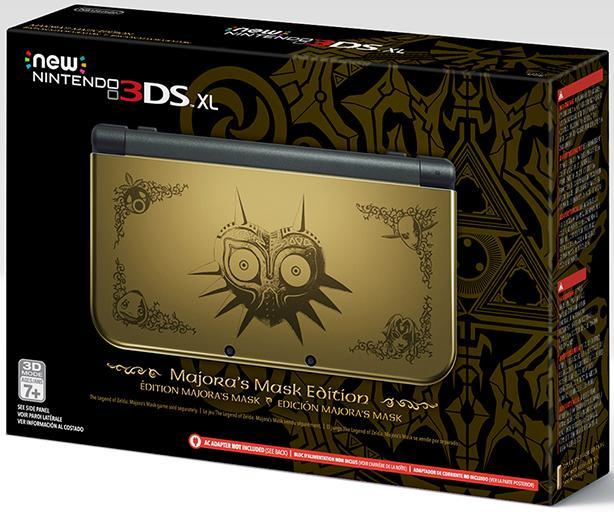 Majora's Mask New 3DS coming February 13