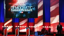 2020 Vision: The Democratic debate stage is set — both of them