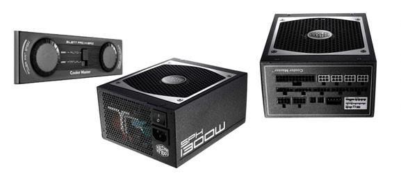 Cooler Master launches Silent Pro Hybrid Fanless Series of power supplies