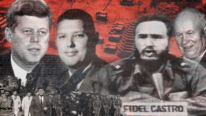 Secret mission that led CIA to Soviet missiles in Cuba