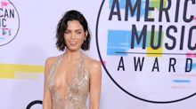 Jenna Dewan wore a nearly-naked dress to the AMAs