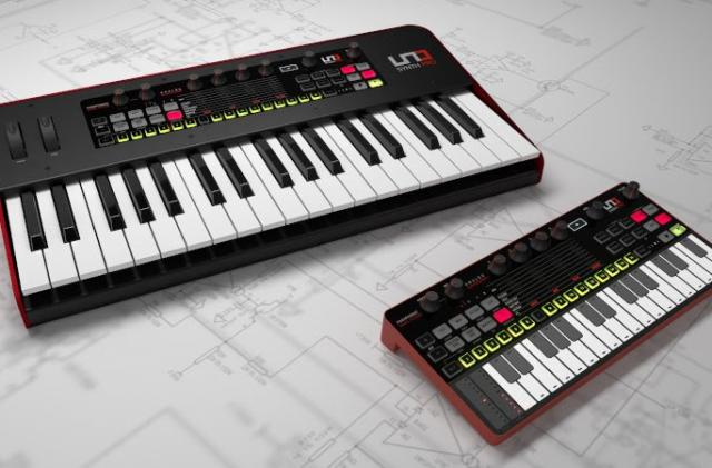 Uno Synth Pro is IK Multimedia's attempt to move beyond budget instruments