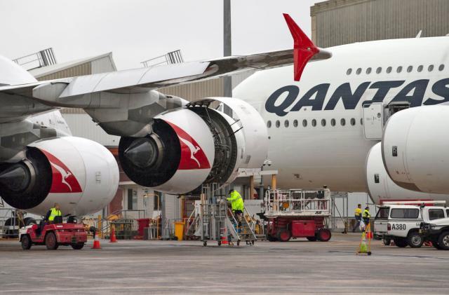 Australian airport begins passport-free biometric check-in trials