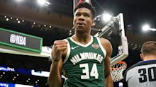 Giannis Antetokounmpo's NBA MVP-winning season by the STATS numbers