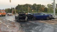 Autofahrer verursacht in Braunschweig tödlichen Unfall auf Flucht vor Polizei