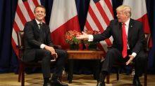 Les trois rendez-vous à suivre lors du voyage d'Emmanuel Macron aux États-Unis