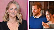 Cressida Bonas Just Said 'I Do' To Harry Wentworth-Stanley In West Sussex