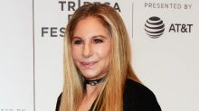 Barbra Streisand has 'never experienced' sexual harassment