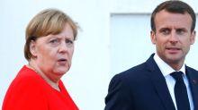 Zone euro, migrants, défense : les promesses de Macron et Merkel à Meseberg