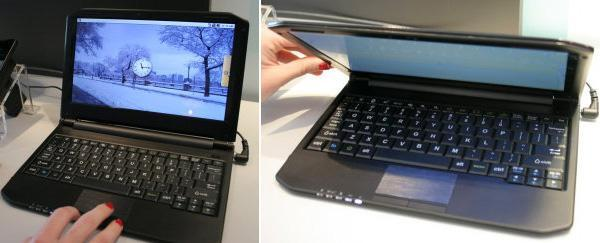 Lenovo's Snapdragon smartbook gets Android, pictured properly (Updated)