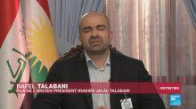 Bafel Talabani répond aux accusations de trahison des dirigeants kurdes suite à la perte de la ville de Kirkouk