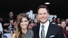 Chris Pratt dad-shamed for 'best day of our lives' wedding comment