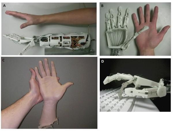 Robot hand hits 20WPM, nearly ready to embrace infinite monkey theorem