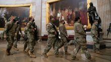Extremistas de derecha reclutan entre los militares en EEUU, dice Pentágono