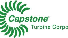 Capstone To Receive $5 Million in Settlement With Former Supplier