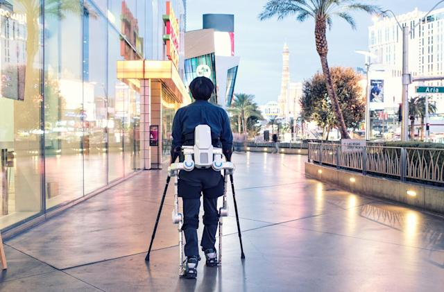 Hyundai wants to make exoskeletons cheaper