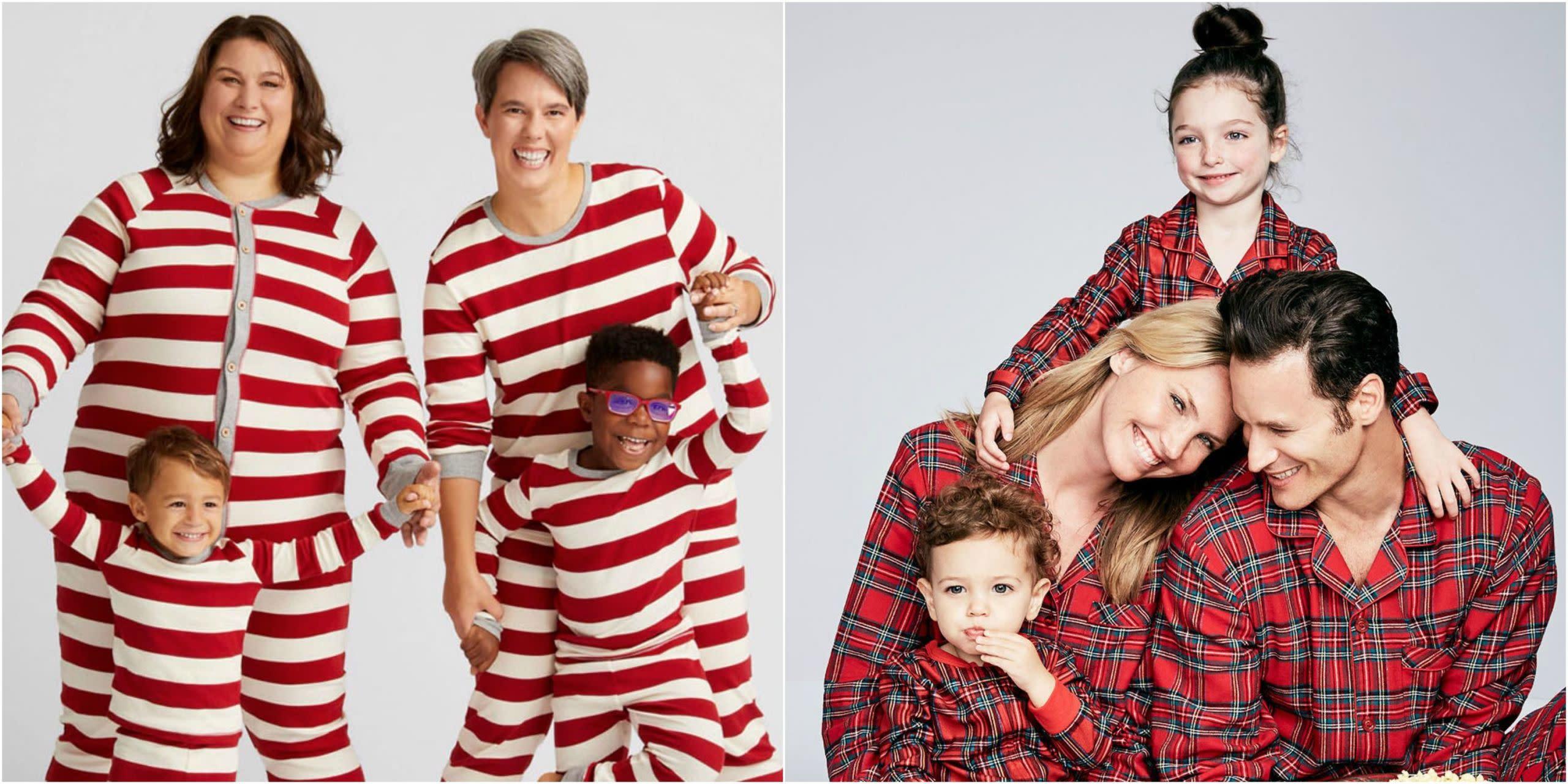 family christmas pjs next