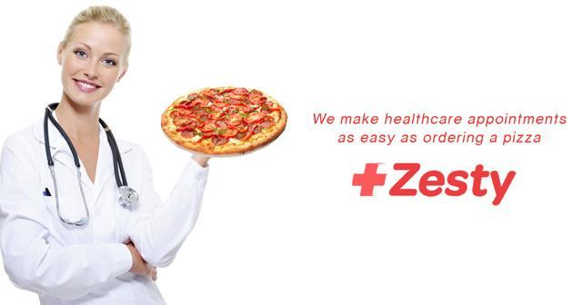 Put your back out again? Doctors now available to order through Zesty