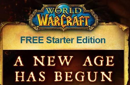 World of Warcraft Starter Edition lets you reach lvl 20 for free, Night Elf Mohawk still only available to Mr. T