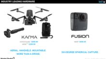 How Has GoPro's Fusion Performed in 4Q17?
