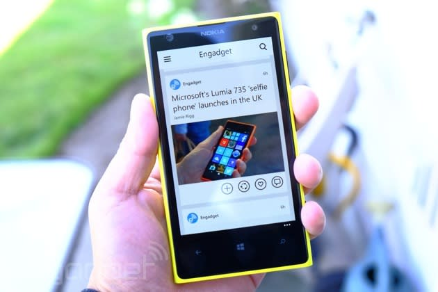 Flipboard finally arrives for Windows Phone