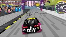 Gamers, start your engines: Ally Racing creates nostalgic video game for NASCAR fans