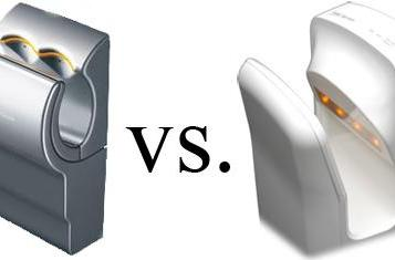 The Dyson Airblade: not all that original