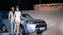 車壇直擊—Mitsubishi Outlander PHEV