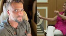 """Bruno Gagliasso critica Regina Duarte: """"Não dá pra desculpar"""""""