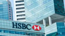 HSBC third-quarter profits surge 32% to £3.95bn