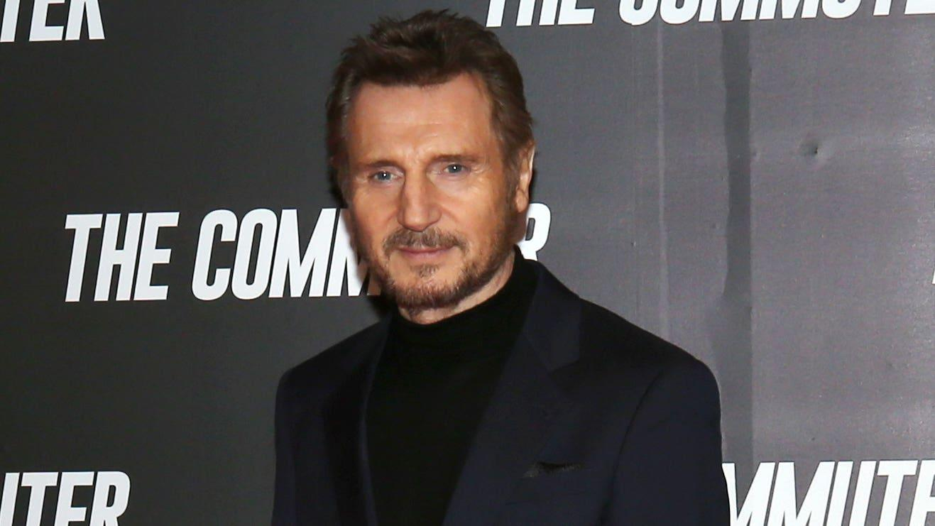 Liam Neeson discusses plans to retire from action films