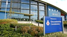 Police officer denies trying to film colleague in shower at force headquarters