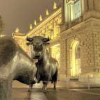 Dow Jones Up 250 Points Despite Plunging Disney Stock; Nasdaq Leads Stock Market Rebound